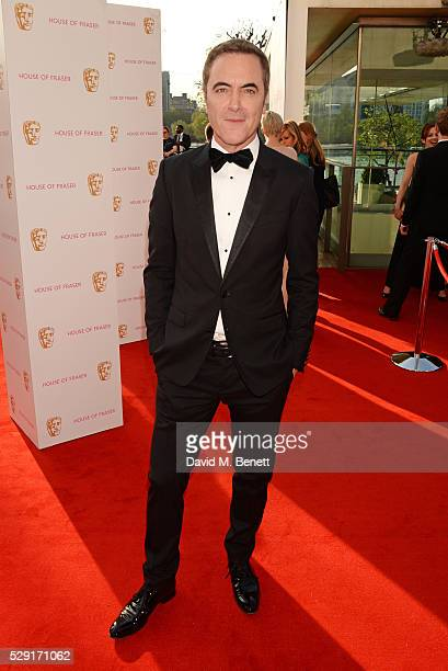 James Nesbitt attends the House Of Fraser British Academy Television Awards 2016 at the Royal Festival Hall on May 8 2016 in London England
