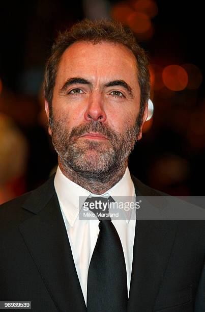 James Nesbitt attends The Orange British Academy Film Awards 2010 at The Royal Opera House on February 21 2010 in London England