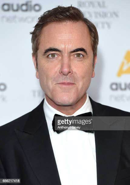 James Nesbitt attends the Royal Television Society Programme Awards on March 21 2017 in London United Kingdom