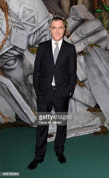 James Nesbitt attends the World Premiere of 'The Hobbit The Battle OF The Five Armies' at Odeon Leicester Square on December 1 2014 in London England