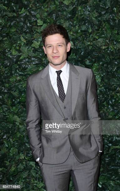 James Norton attends a pre BAFTA party hosted by Charles Finch and Chanel at Annabel's on February 11 2017 in London England