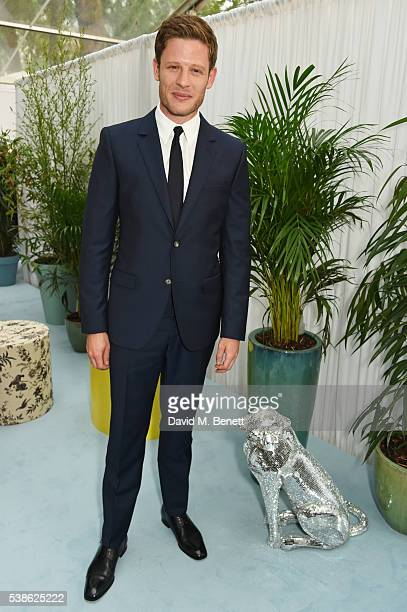 James Norton attends the Glamour Women Of The Year Awards in Berkeley Square Gardens on June 7 2016 in London United Kingdom
