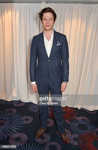 James Norton attends the Jameson Empire Awards 2015 at Grosvenor House on March 29 2015 in London England
