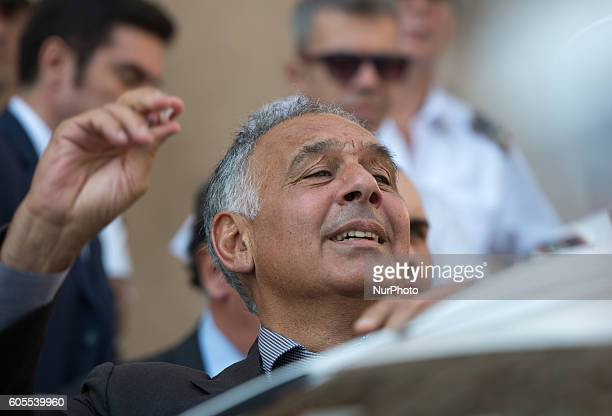James Pallotta is launching a 10 euro bills to Mauro Fortini on september 14 2016