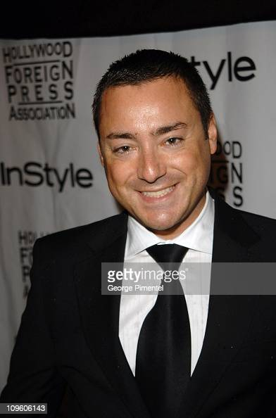 James Patrick Herman during 31st Annual Toronto International Film Festival InStyle and the Hollywood Foreign Press Association Party Arrivals at...