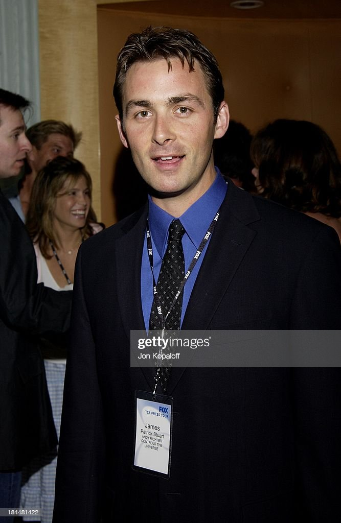 James Patrick Stuart during 2002 Fox Summer TCA Party at Sky Bar at The Mondrian Hotel in West Hollywood California United States