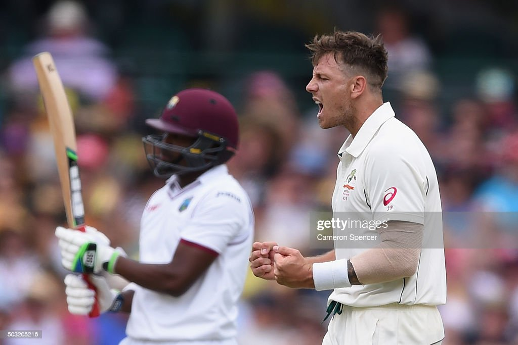Australia v West Indies - 3rd Test: Day 1