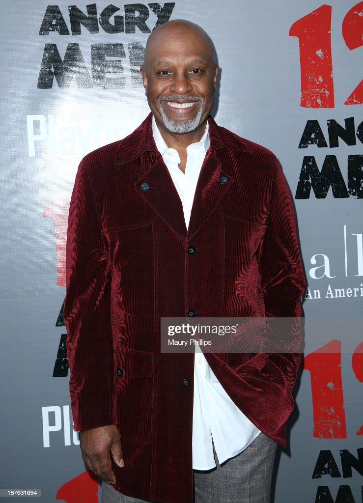 <a gi-track='captionPersonalityLinkClicked' href=/galleries/search?phrase=James+Pickens+Jr.&family=editorial&specificpeople=572015 ng-click='$event.stopPropagation()'>James Pickens Jr.</a> attends '12 Angry Men' at the Pasadena Playhouse on November 10, 2013 in Pasadena, California.