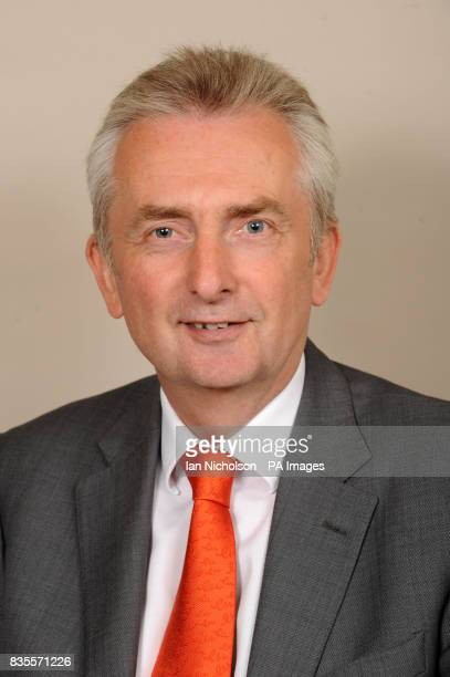 James Plaskitt Labour MP for Warwick and Leamington is photographed in the Houses of Parliament in London