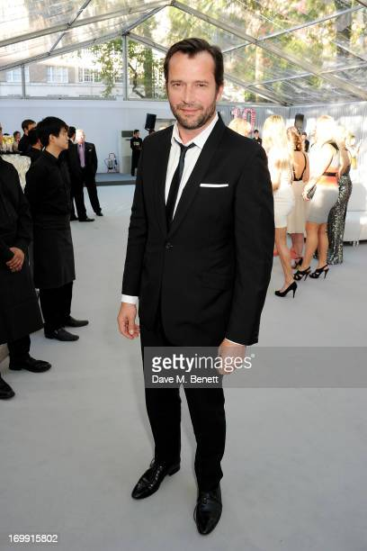 James Purefoy arrives at the Glamour Women of the Year Awards in association with Pandora at Berkeley Square Gardens on June 4 2013 in London England