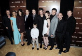 James Purefoy Natalie Zea Annie Parisse Kevin Bacon Shawn Ashmore Kyle Catlett Nico Tortorella Valorie Curry Adan Canto Marcos Siega and Kevin...