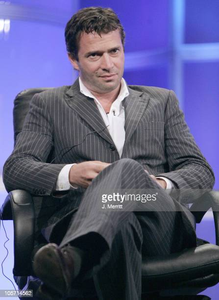 James Purefoy of 'Rome' during 2005 TCA HBO Networks Presentation at Beverly Hills Hilton Hotel in Beverly Hills California United States
