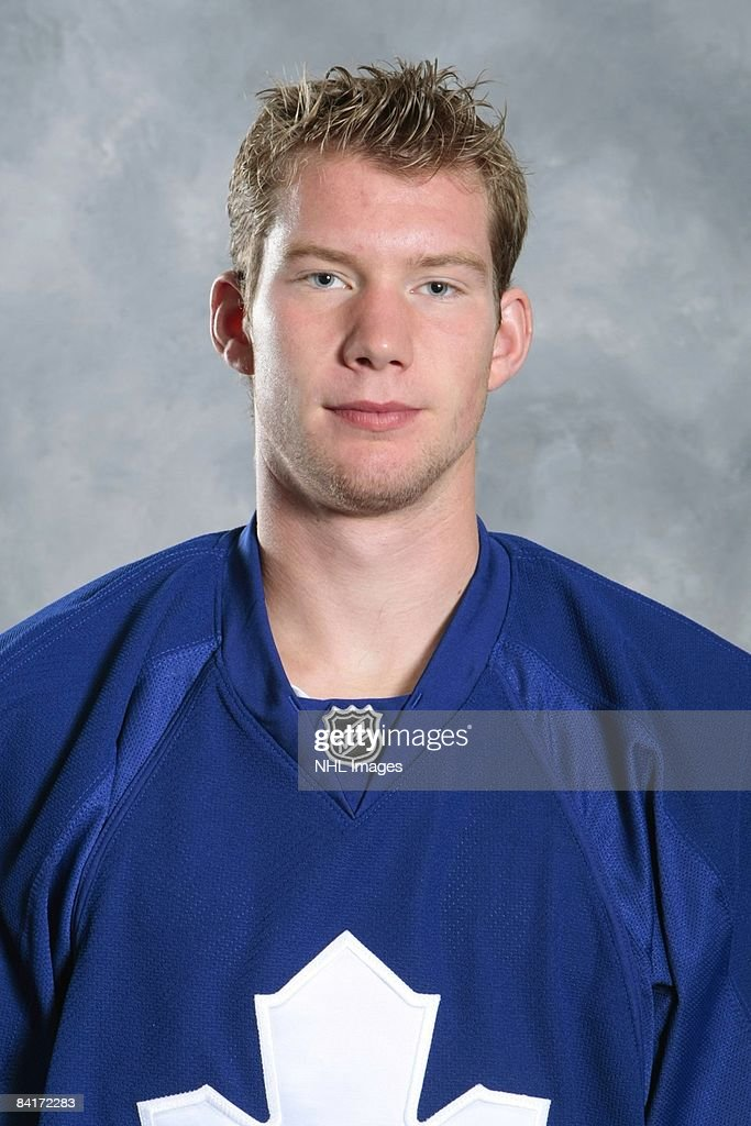 James Reimer of the Toronto Maple Leafs poses for his official headshot for the 2008-2009 NHL season.