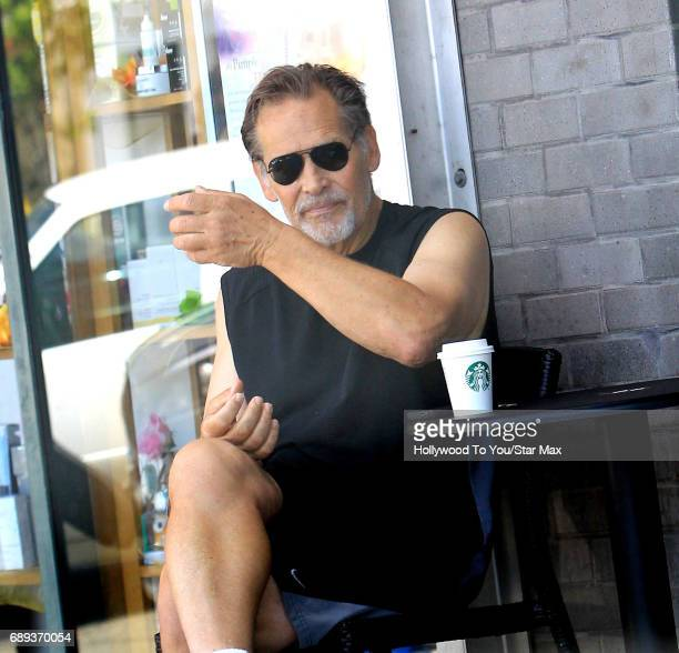 James Remar is seen on May 27 2017 in Los Angeles CA