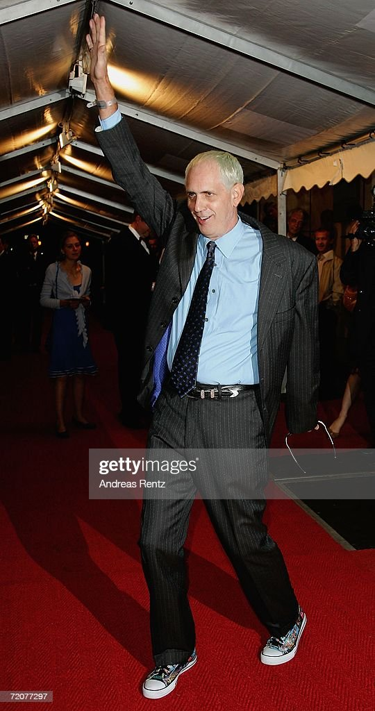 James Rizzi attends the Quadriga Award at the Komische Opera on October 3, 2006 in Berlin, Germany.