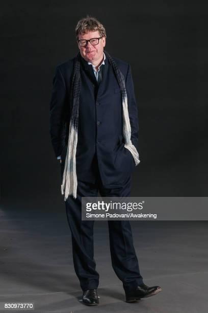 James Runcie during the Edinburgh International Book Festival on August 13 2017 in Edinburgh Scotland