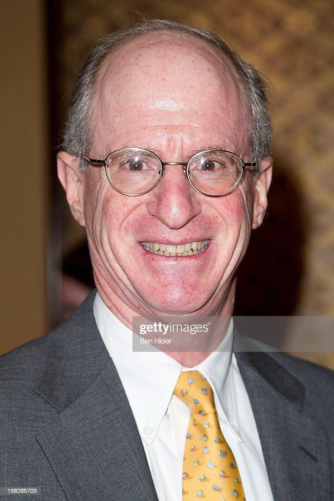 James S. Tisch, CEO of Loews Corporation attends Loews Regency Hotel Power Breakfast Event at the Loews Regency Hotel on December 12, 2012 in New York City.