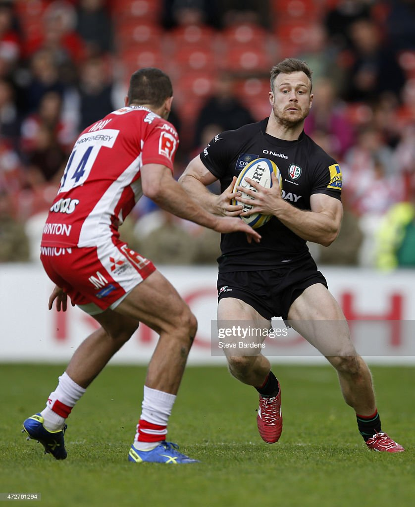 Gloucester Rugby V London Irish