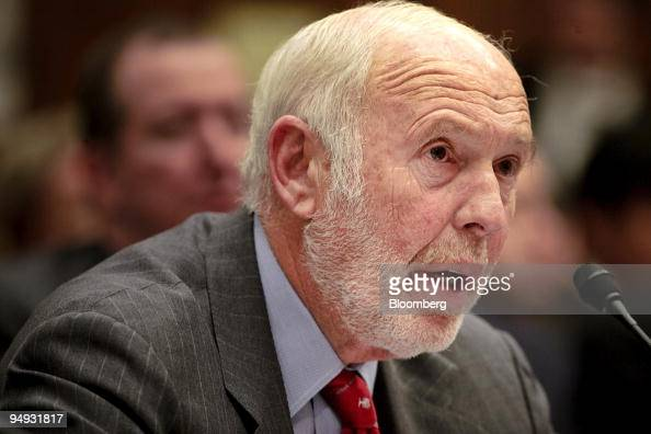 James Simons director of Renaissance Technologies Corp testifies during a House Committee on Oversight and Government Reform hearing on Capitol Hill...