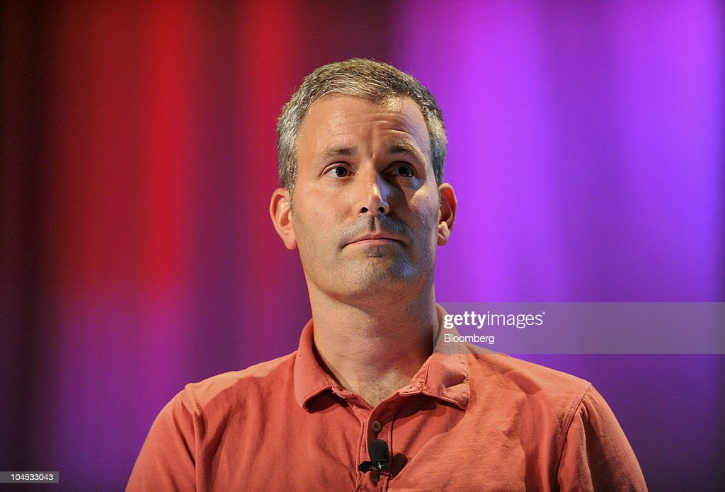James Slavet, a partner at Greylock Partners, speaks at the TechCrunch Disrupt conference in San Francisco, California, U.S., on Tuesday, Sept. 28, 2010. The conference runs until Sept. 29. Photographer: Noah Berger/Bloomberg via Getty Images