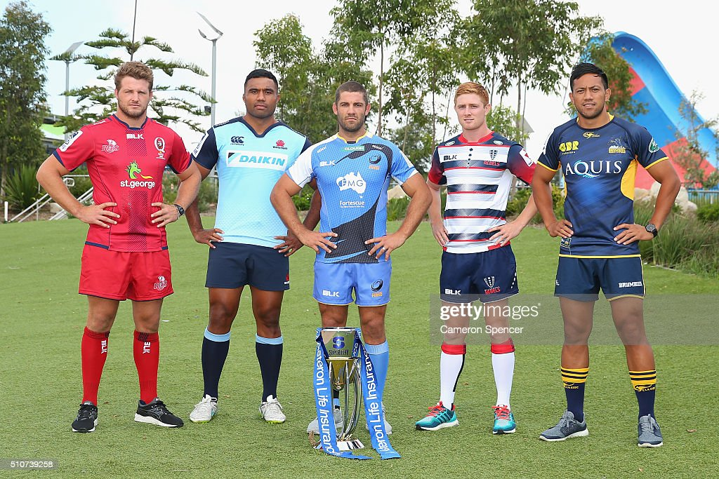 2016 Asteron Life Super Rugby Media Launch