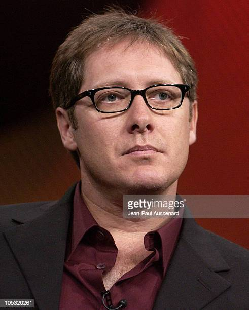 James Spader during ABC 2004 Summer Press Tour Day 1 at Century Plaza Hotel in Century City California United States