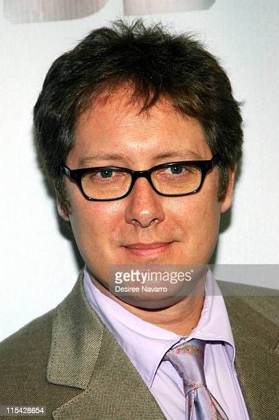 James Spader during 'Boston Legal' Season One DVD Debut Party at The 21 Club in New York City New York United States