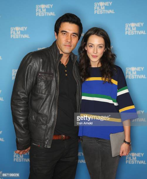 James Stewart and Isabella Giovinazzo arrive ahead of the Sydney Film Festival Closing Night Gala and Australian premiere of Okja at State Theatre on...