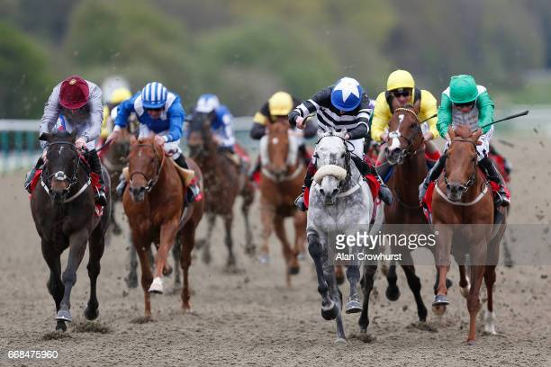 James Sullivan riding Sovereign Debt win The Sunbets AllWeather Mile Championships Conditions Stakesduring The All Weather Championships Finals Day...