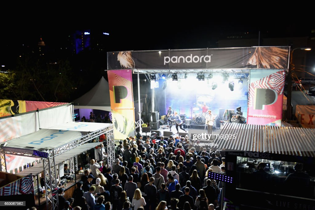 Pandora Sunderland
