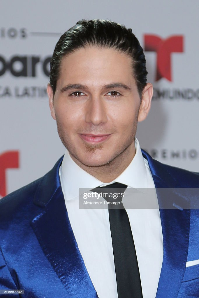 James Tahhan attends the Billboard Latin Music Awards at Bank United Center on April 28, 2016 in Miami, Florida.