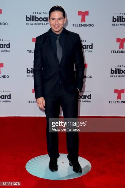 James Tahhan attends the Billboard Latin Music Awards at Watsco Center on April 27 2017 in Coral Gables Florida