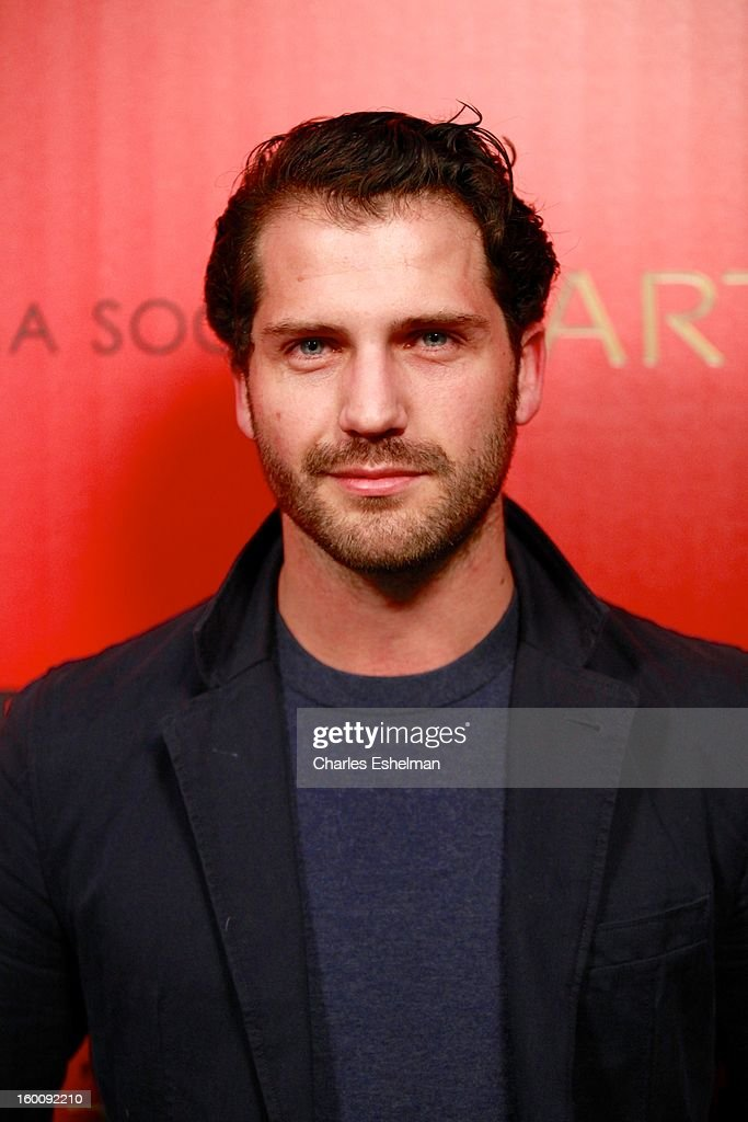 James Taylor attends The Cinema Society & Artistry Screening Of 'Warm Bodies' at Landmark Sunshine Cinema on January 25, 2013 in New York City.