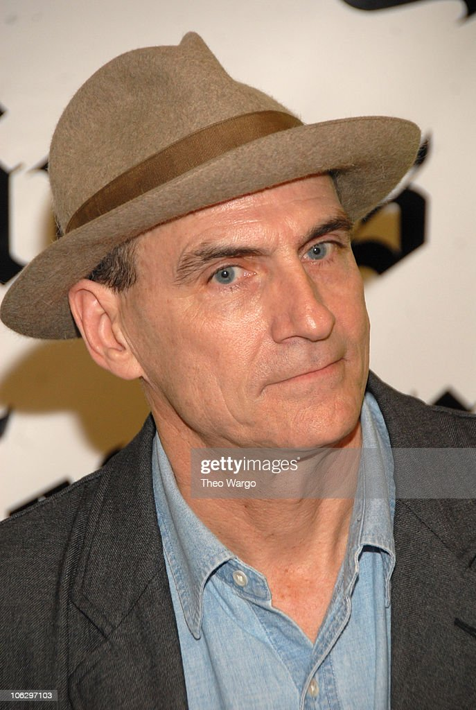 James Taylor during James Taylor Hosts The New York Times Emerging Artist Series at Joes Pub in New York City, New York, United States.