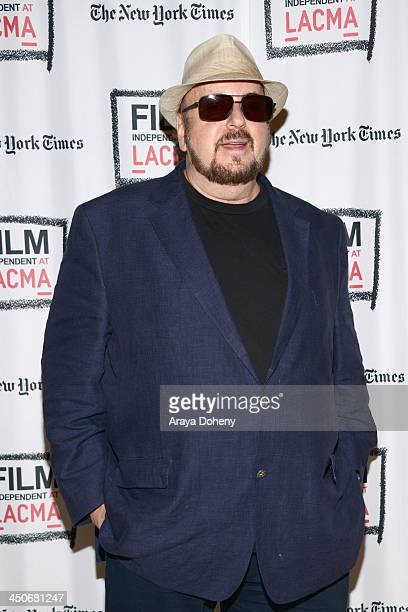 James Toback attends Film Independent at LACMA an Evening with James Toback at Bing Theatre At LACMA on November 19 2013 in Los Angeles California