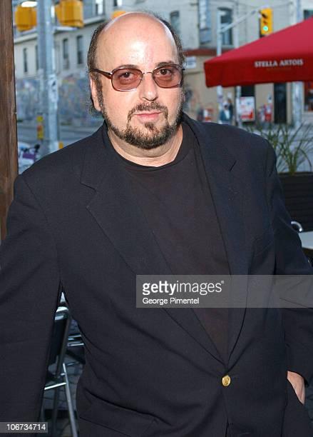 James Toback director during 2004 Toronto International Film Festival Toro Magazine Presents 'When Will I Be Loved' PreParty at Habitat in Toronto...