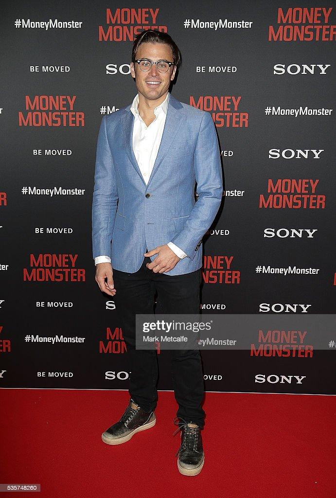 James Tobin arrives ahead of the Money Monster Australian Premiere at Event Cinemas George Street on May 30, 2016 in Sydney, Australia.