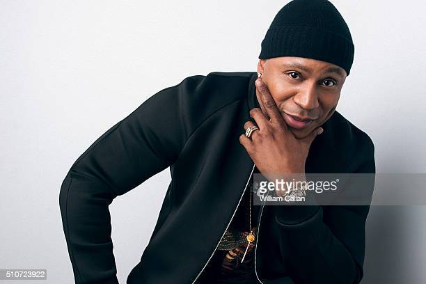 James Todd Smith better known as LL Cool J an American rapper and actor LL Cool J is photographed for The Wrap on February 11 2016 in Los Angeles...