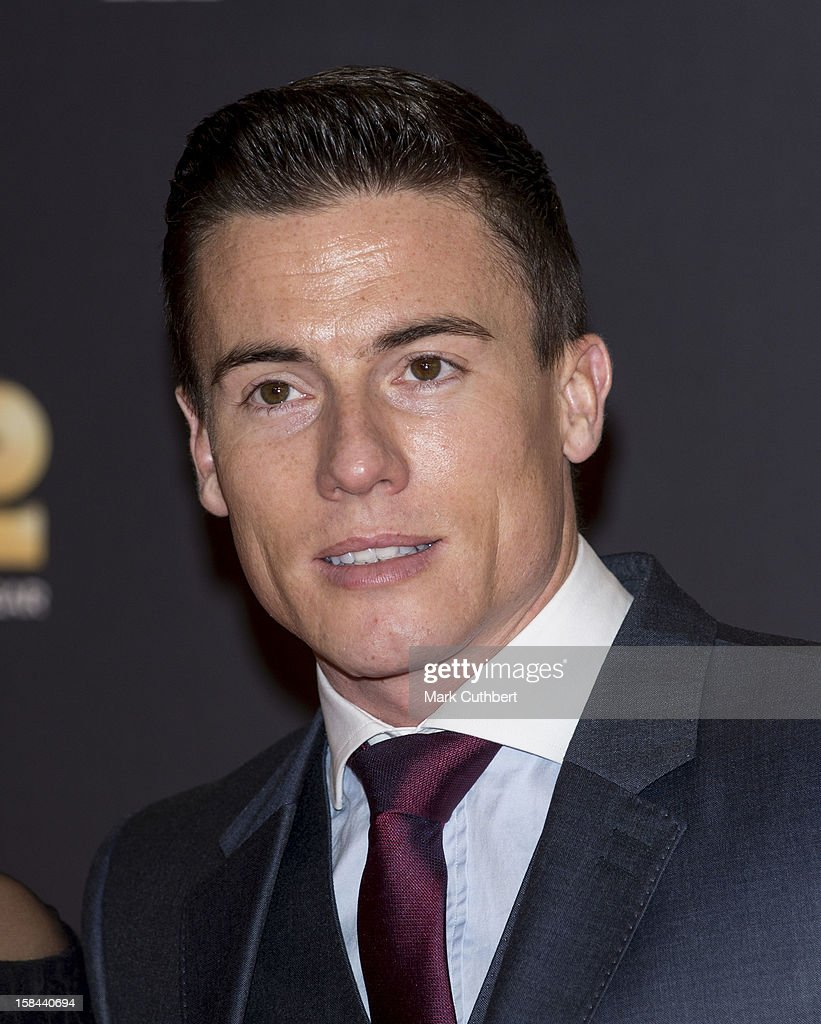 James Toseland attends the BBC Sports Personality Of The Year Awards at ExCel on December 16, 2012 in London, England.