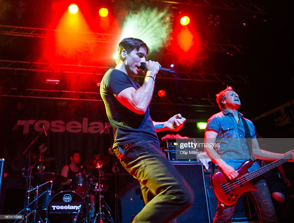 Toseland Perform At The 02 Academy, Leicester