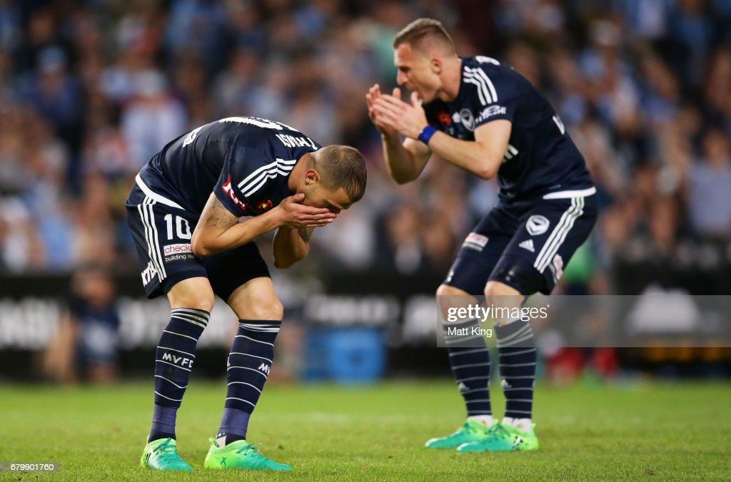 2017 A-League Grand Final - Sydney v Melbourne