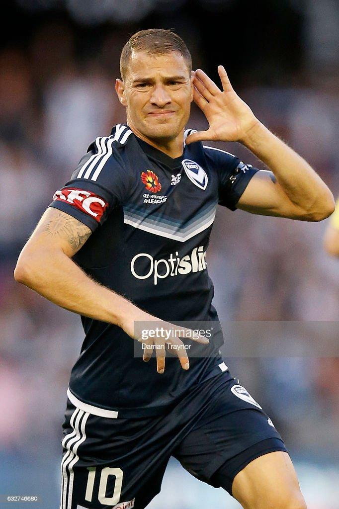 A-League Rd 17 - Melbourne v Sydney