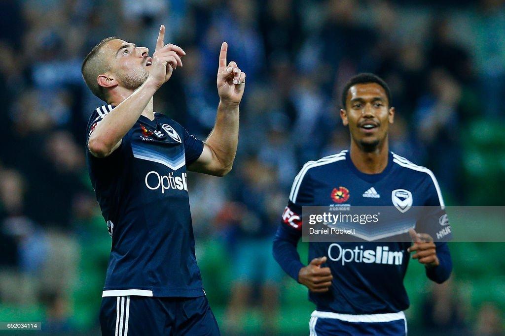 A-League Rd 23 - Melbourne v Perth