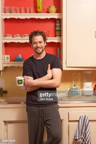 James Tupper at Home