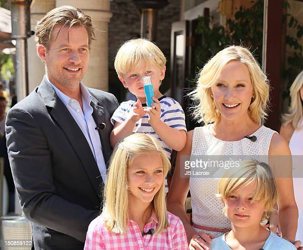 james tupper and anne heche stock photos and pictures