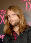 James Valentine of Maroon 5 arrives at the Belvedere IX Launch Party on February 5 2009 in Hollywood California