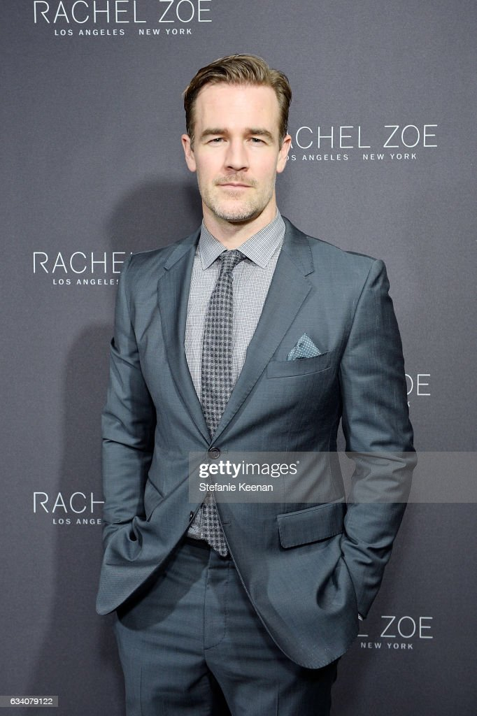 James Van Der Beek attends Rachel Zoe's Los Angeles Presentation at Sunset Tower Hotel on February 6, 2017 in West Hollywood, California.