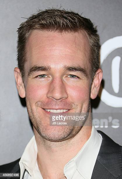 James Van Der Beek attends the fifth annual PSLA Autumn Party benefiting Childrens Institute Inc sponsored by Saks Fifth Avenue with fashion partner...
