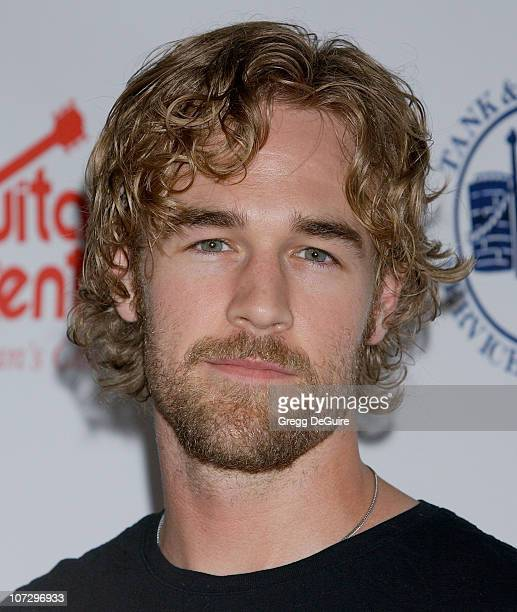 James Van der Beek during 'Hollywood's Helping Hands' Benefit to Raise Funds for Epilepsy Awareness June 2 2005 at Avalon in Hollywood California...