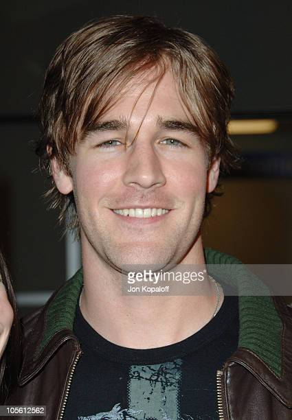 James Van Der Beek during 'Standing Still' Los Angeles Premiere Arrivals at Arclight Cinemas in Hollywood California United States